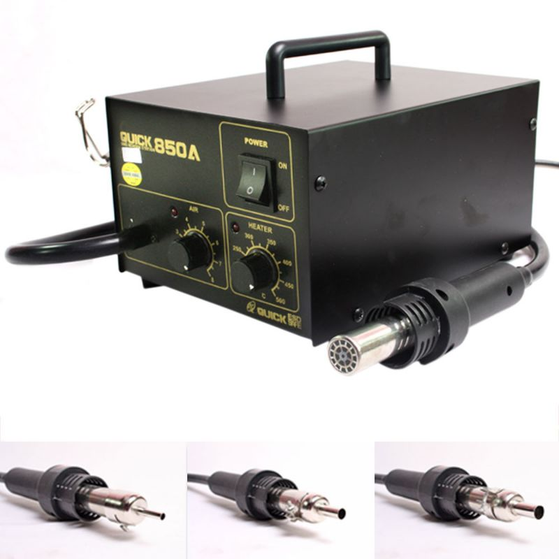 Buy Lead Free Smt Smd Hot Air Soldering Station Iron Solder Welding online