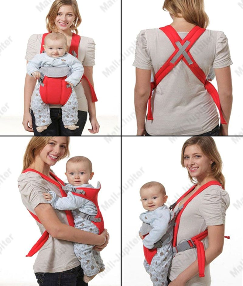 336b8befdf5 Buy Newborn Infant Baby Toddler Pouch Ring Sling Carrier Kid Wrap Bag Online