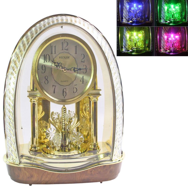 Buy Exclusive Fashionable Table Wall Desk Clock Watches Without Alarm - 124 online