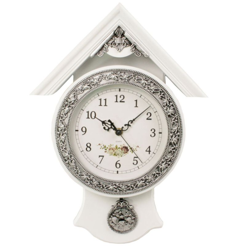 Buy Exclusive Fashionable Table Wall Desk Clock Watches Without Alarm - 145 online