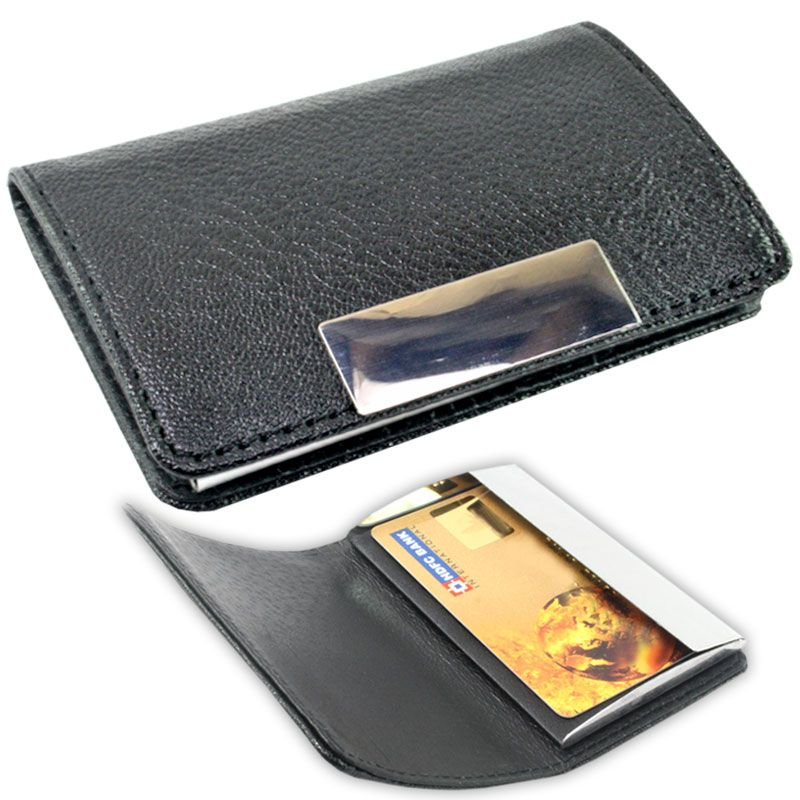 Buy Credit Business Card Holder Pouch Case Wallet - 16 Online ...