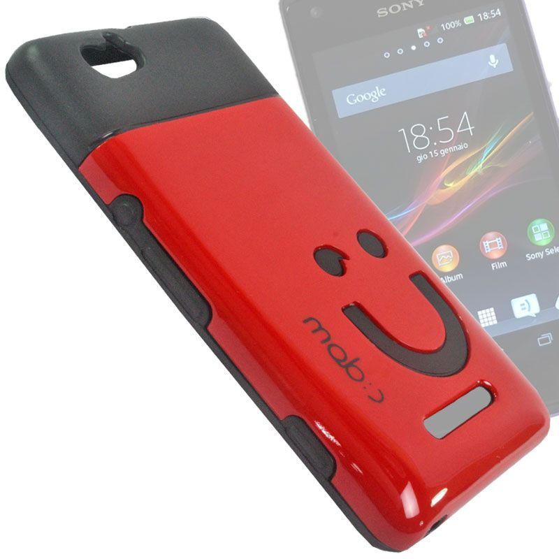 new styles 49f67 958c9 Rubberized Soft Back Case Cover Pouch For Sony Xperia M C1905 - Bsn01