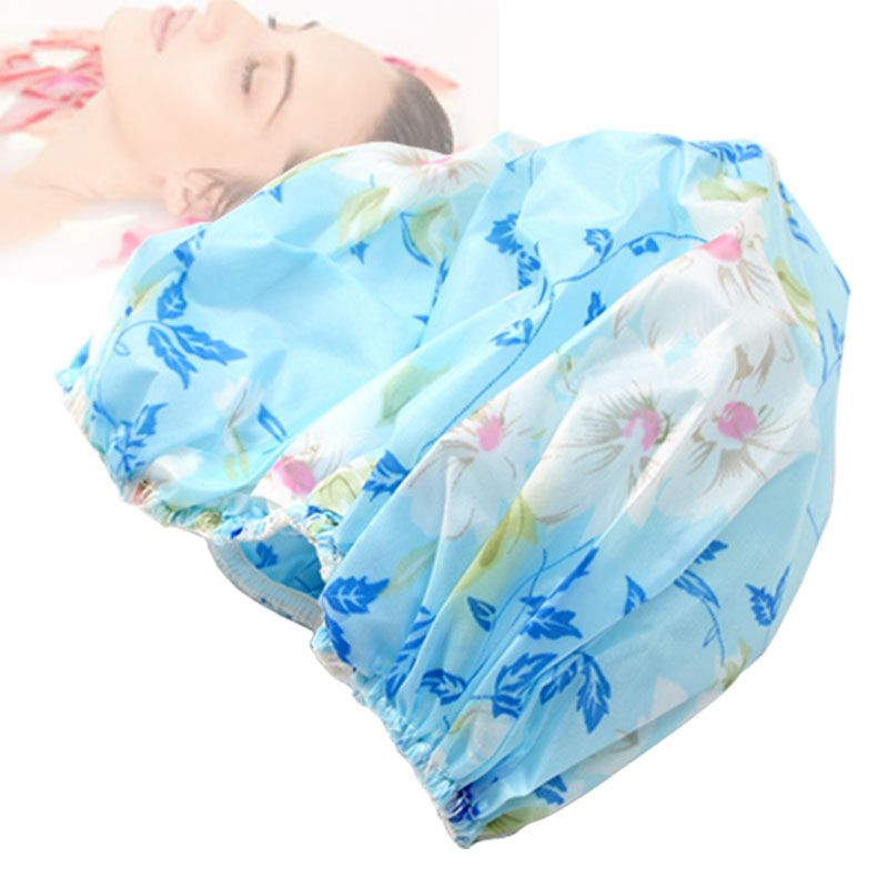 Buy Water Proof Shower Cap Elastic Band Magic Collection -01 online