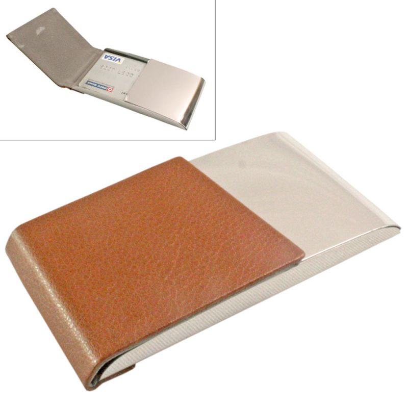 Credit Business Card Holder Pouch Case Wallet 20 Online
