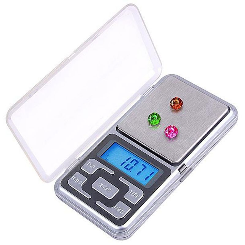 Buy 0.01 - 200G Digital Jewellery Weighing Pocket Scale - 28 online