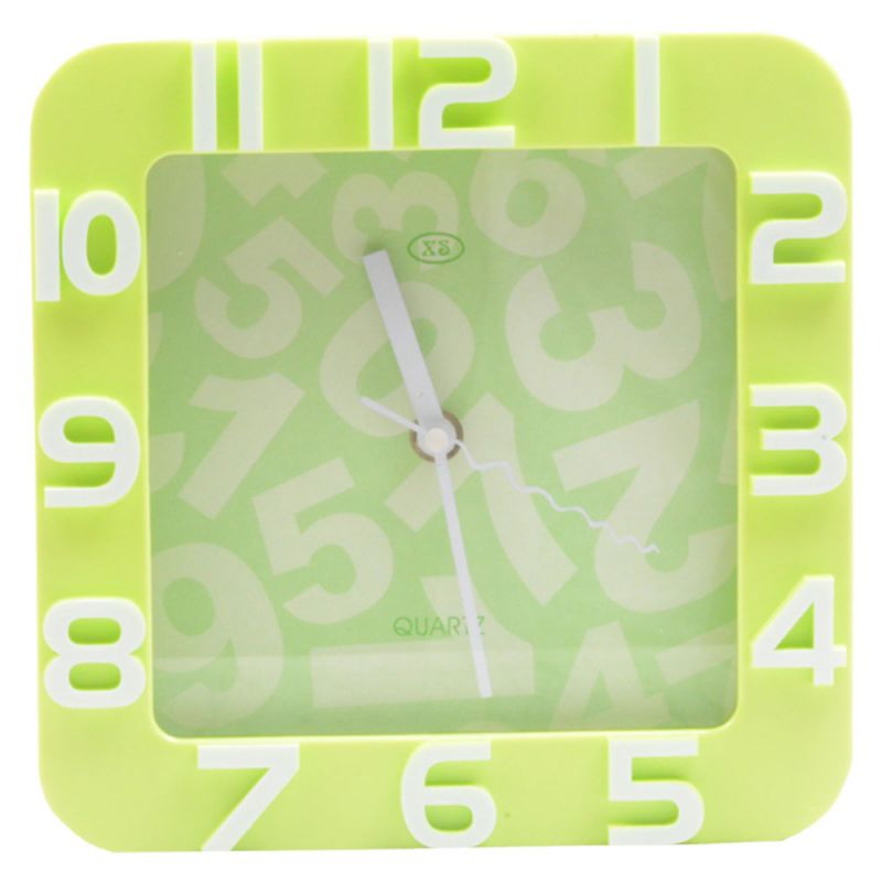 Buy Exclusive Fashionable Table Wall Desk Clock Watches With Out Alarm online