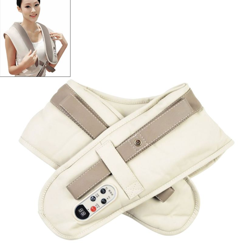 Buy Neck & Shoulder Drum Massage Therapy Full Body Beauty Massager - 45 online