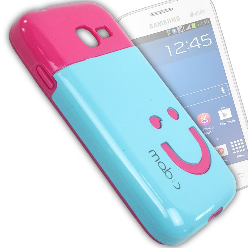 the latest 88bb5 a8af5 Hard Back Case Cover For Samsung Galaxy Star Pro S7262 - Bs02