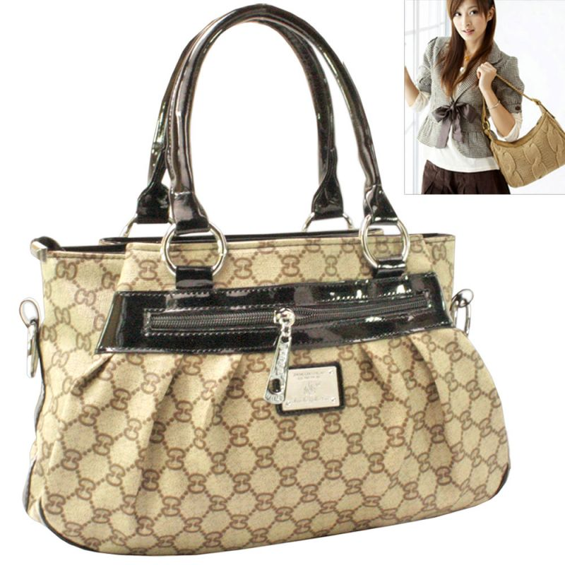Buy Leather Bag Womens Ladies Girls Side Hand Bags Handbag Purse ...