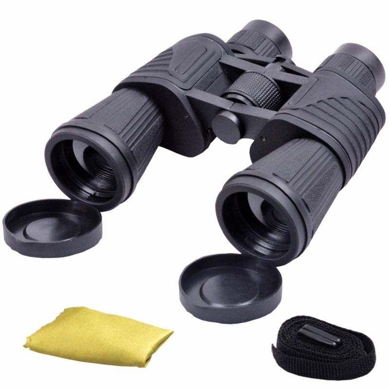 Buy Waterproof Bushnell 20x50 Zoom 20x Prism Binocular Telescope Monocular With Pouch (code - Bn Cl 57 A) online