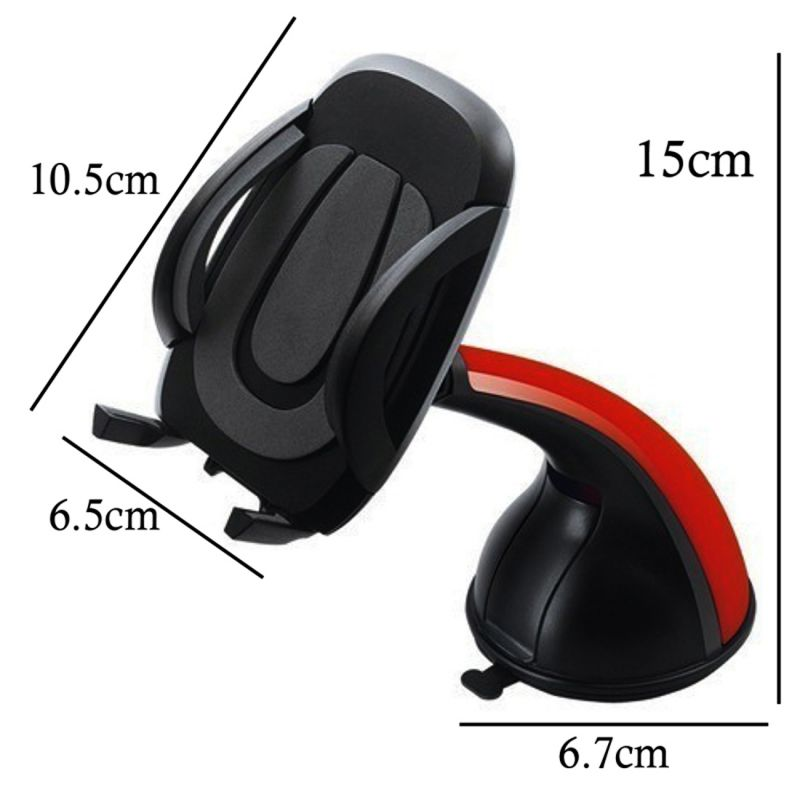 Buy Universal Car Mobile Phone GPS Holder For All Smartphone Cameras ...