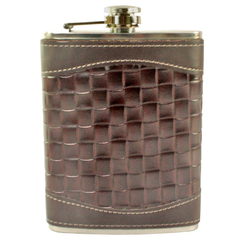 Buy 8oz 240ml Pocket Stainless Steel Hip Flask Bottle Liquor Drink Ware (code - HP Fl 13 A) online