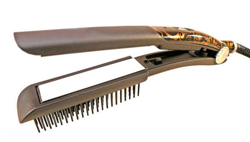 Buy Professional Travel Hair Straighteners Flat Iron 45W online