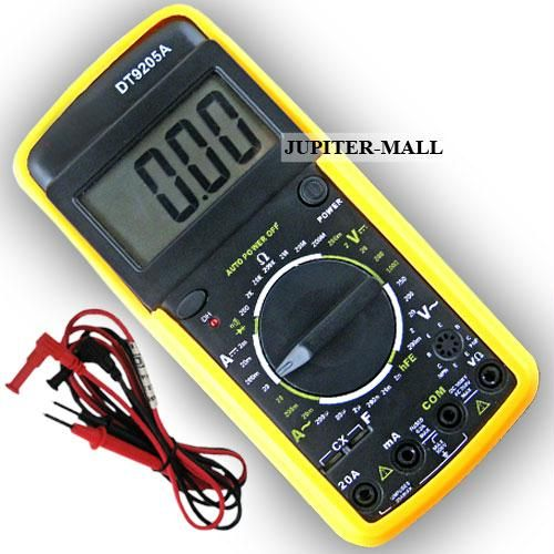 voltmeter and ammeter report