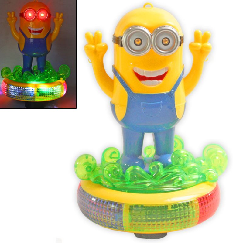 Buy Funny Minion With Light Sound Battery Operated Toy Toys Kids Gift - N50 online