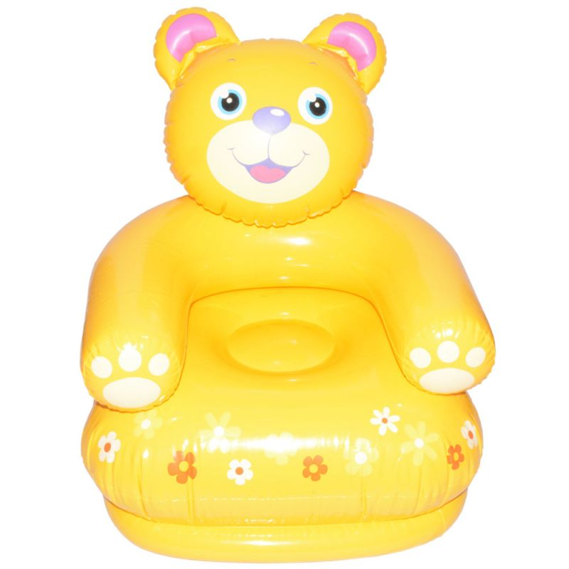 Buy Intex Air Teddy Bear Inflatable Chair Birthday Gift Kids ...