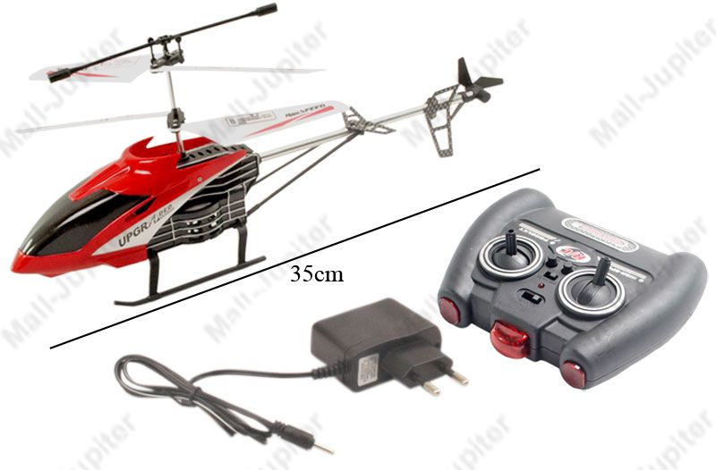 Buy 12 Inch Rechargeable Remote Radio Control Helicopter Rc Toys