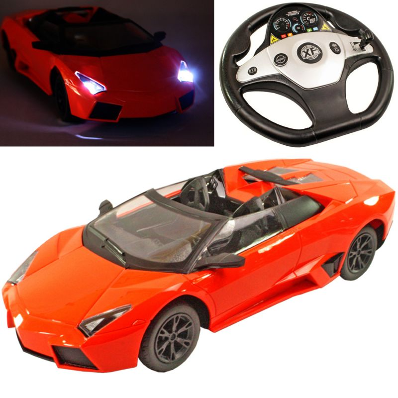 Buy Rechargeable 30cm Radio Control RC Racing Car Kids Toys Toy Gift Remote online