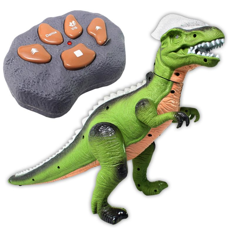 Buy Robo raptor Dinosaur with Radio Control RC Racing Car Kids Toys Toy Remote online