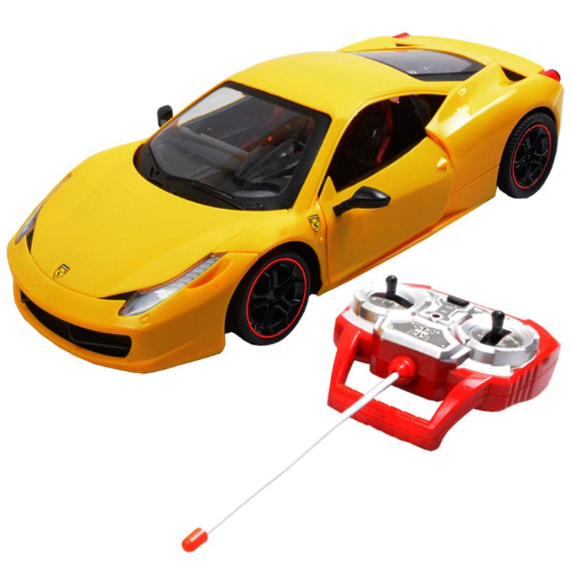 Buy Rechargeable 32cm Radio Control Rc Racing Car Kids Toys Gift Remote (code - Jm Rc Ty 98) online