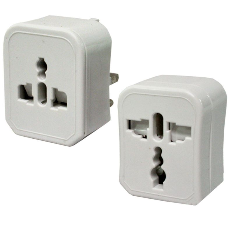 Buy All-in-one Uk / Us / Au / Eu Plug Universal Travel Adapter 250v 2200w 10a Max (code - Un Ad 03 A) online