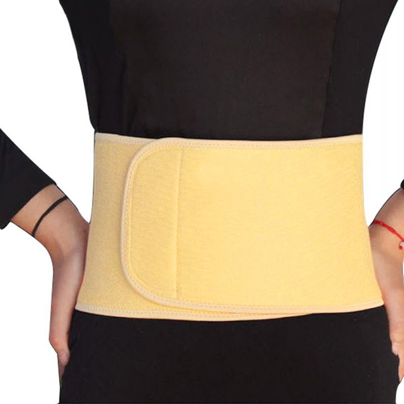 Buy Belly Tummy Slimming Waist Trimmer Belt Back Support online