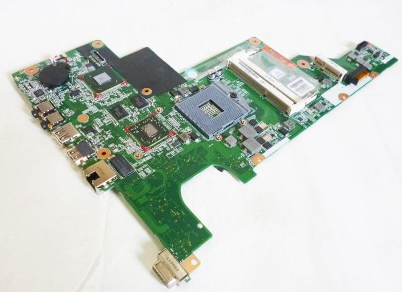 HP 430 431 630 631 Intel Hm65 Motherboard 646672-001 Intel Dual Core I5 Or  I3