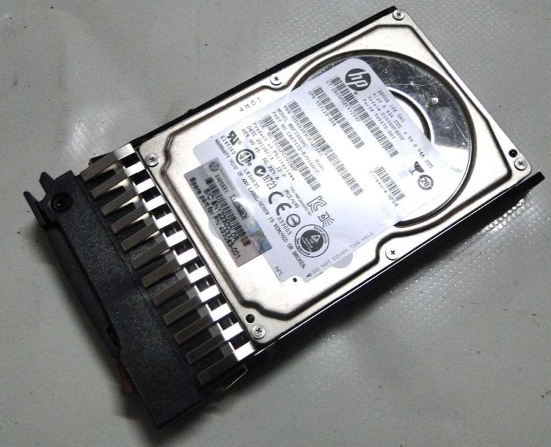 Buy HP 507284-B21 300GB HDD 10K SAS 493083-001 DUAL PORT online