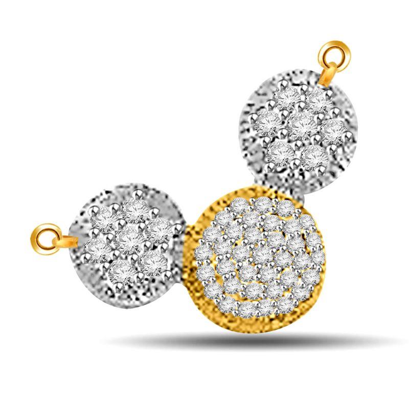 Buy surat diamond 043ct very fashionable design diamond mangalsutra surat diamond 043ct very fashionable design diamond mangalsutra pendant dn386 aloadofball Images