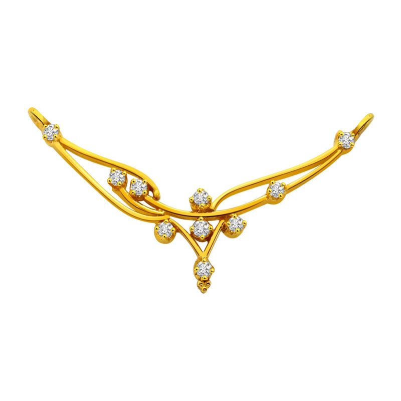 Simple Gold Necklace - All Collections Of Necklace