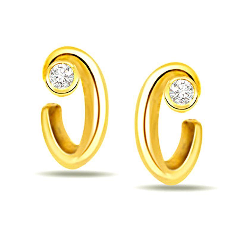 Surat Diamond 0 10ct Stud Earring Er362