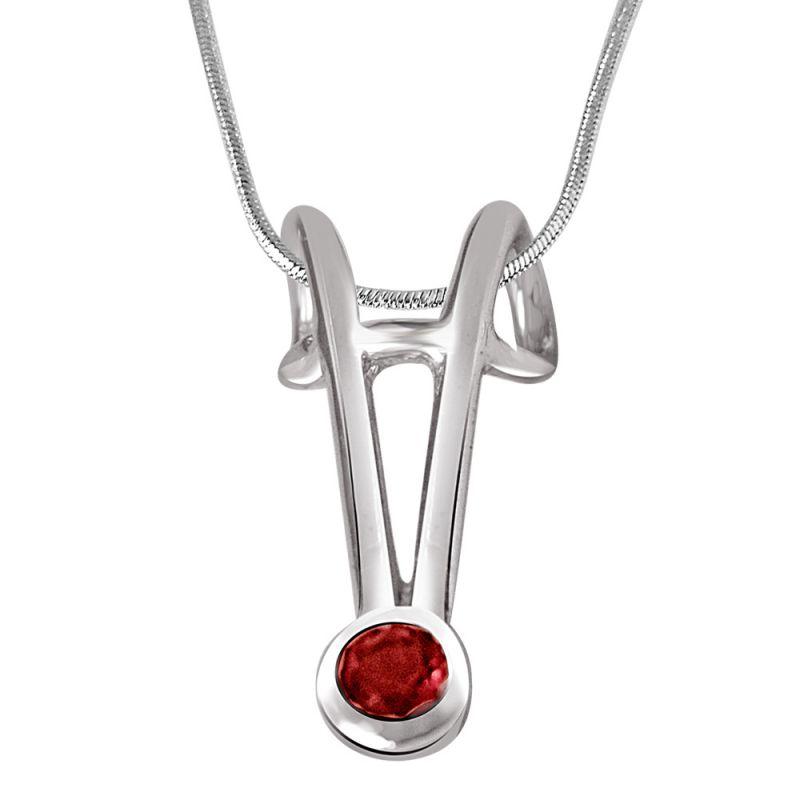 Buy Surat Diamond Love Drop Pendant-(sdp377) online