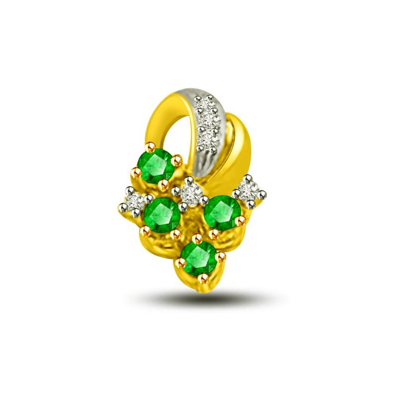 Buy Surat Diamond Green Goddess P1223 online