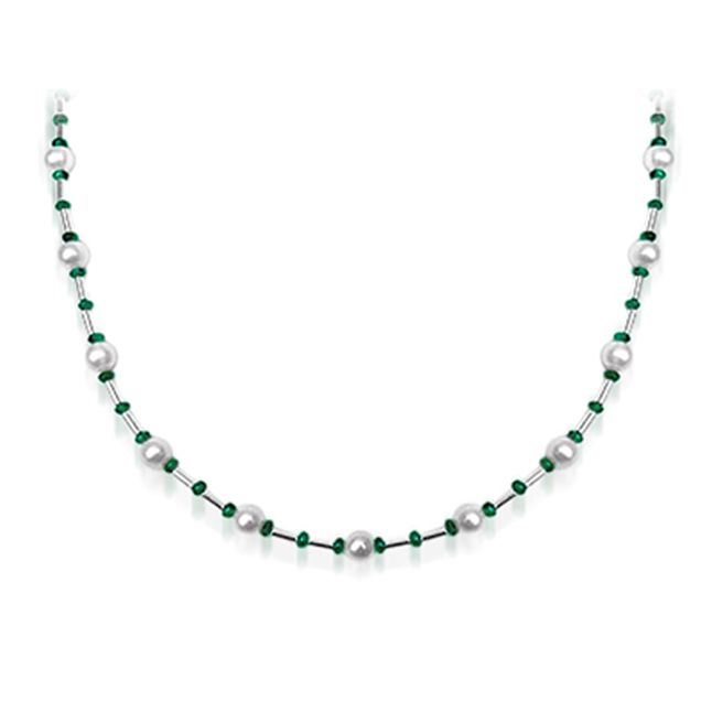 Buy Surat Diamond Pearl Pure Paradise Sn160 Necklace Sn160 online