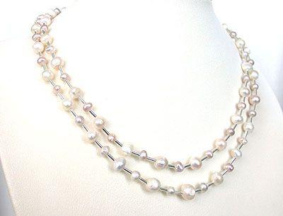 Buy Surat Diamond Pearl Resplendence Necklace Sn162 online