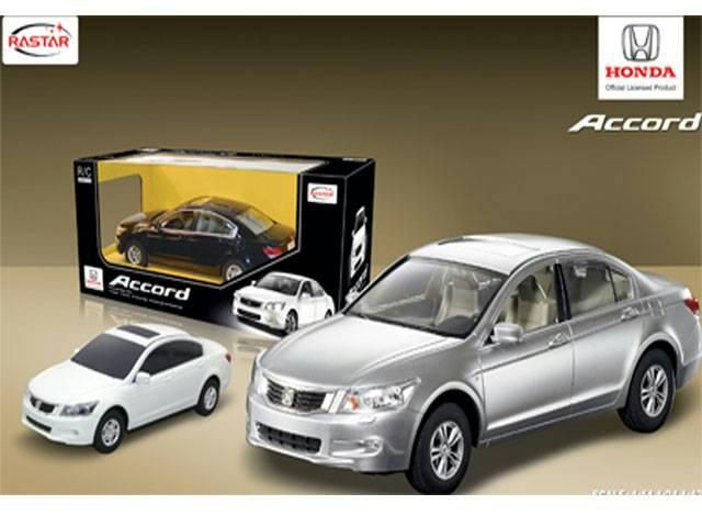 Buy Honda Accord 2011 Model Detailed Scaled Rc Car online