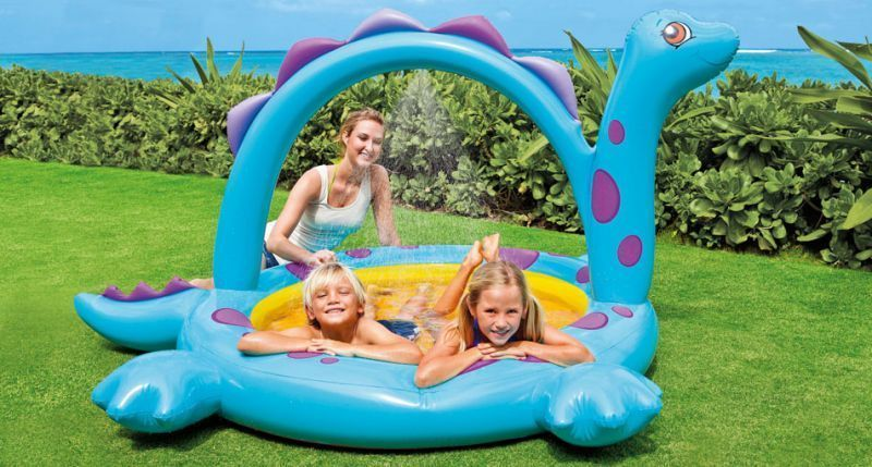 Buy Intex Pool With A Fountain Dino online