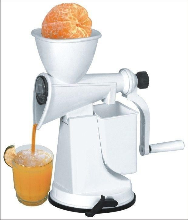 Buy Manual Hand Juicer Plastic Body Heavy Duty online