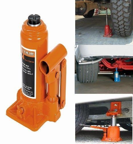Buy Feshya 4 Ton Hydraulic Bottle Car Jack online