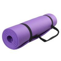 Buy Extra Thick Non-slip Durable 15mm Yoga Cum Camping Mat online