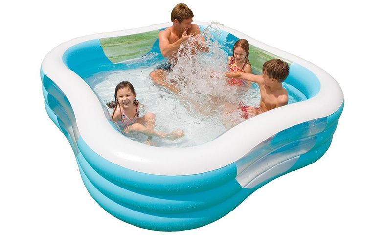 Buy Intex Swim Center Family Pool 90 Swimming Pool For Full Family online