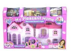 Buy Doll House Play Set Toys For Little Girls Gift Item online