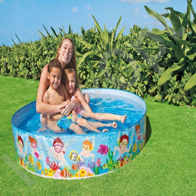Buy New Gift Intex Pool For Kids 5ft X 10in online