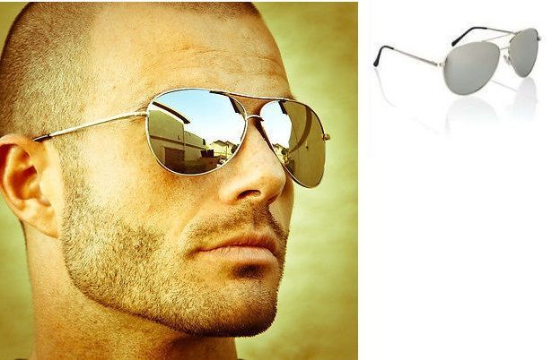 Buy Designer Aviator Men's Sunglasses online