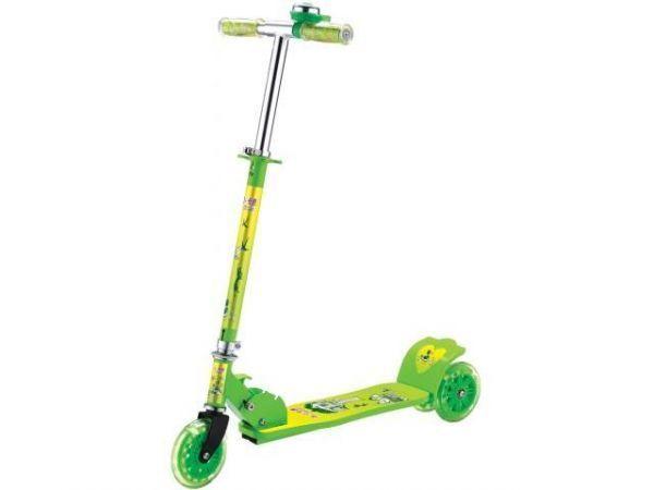 Buy Kids Scooty 3 Wheels Foldable Personal Mini Scooter Js online