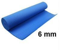 Buy Yoga Mat Exercise Mat 6mm For Doing Yoga And Normal Exercise online