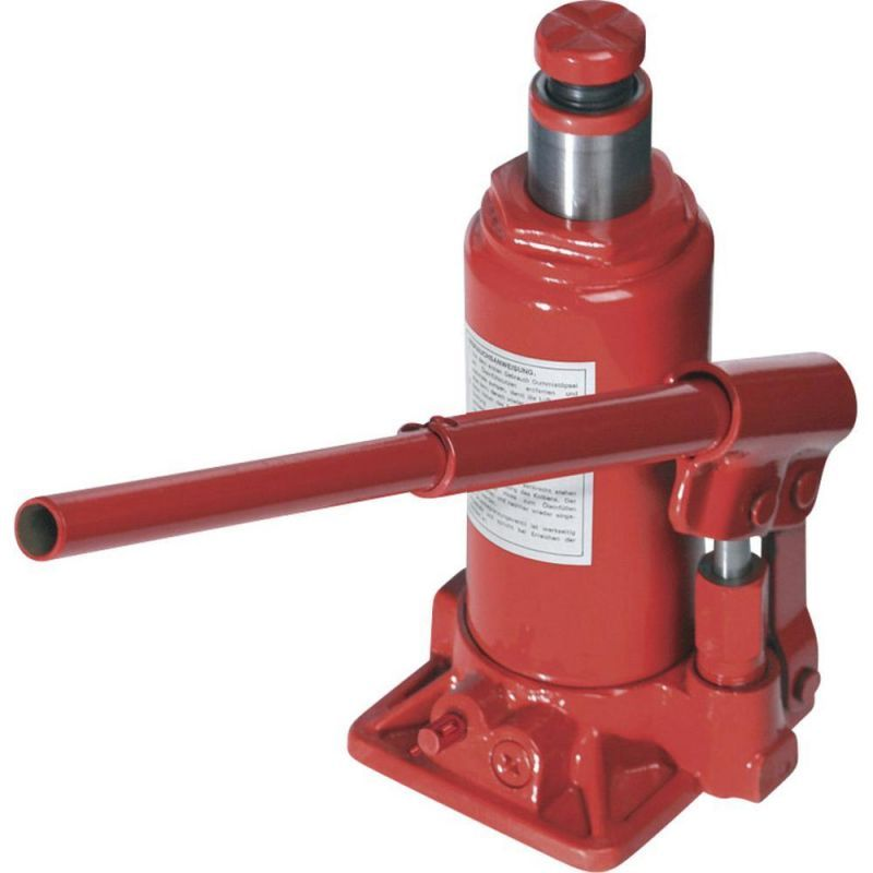 Buy Hydraulic Bottle Auto / Car Jack 3 Ton For Stepney / Tyre Puncture Repair online