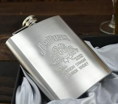 Buy Big Size 8 Oz High Quality New Stainless Steel Hip Flask online