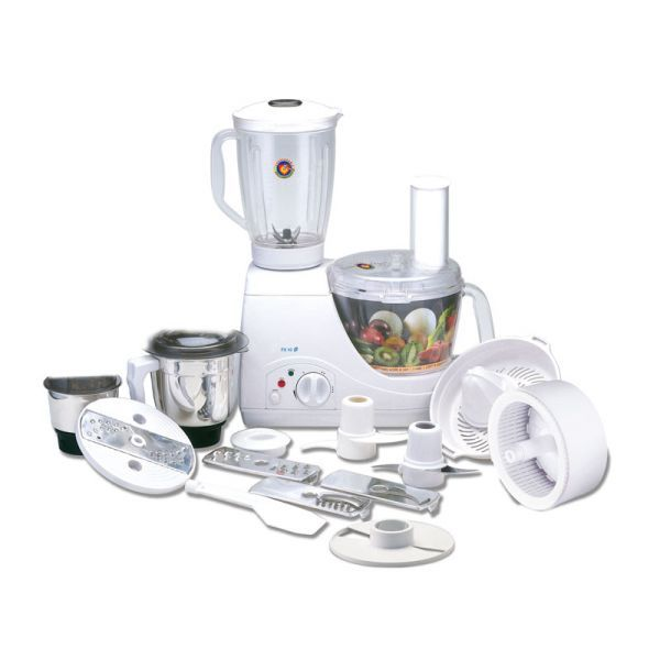 Buy Bajaj Food Processor Fx 10 Food Factory 600 Watts online