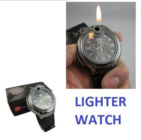 Buy Limited Edition Lighter Watch online